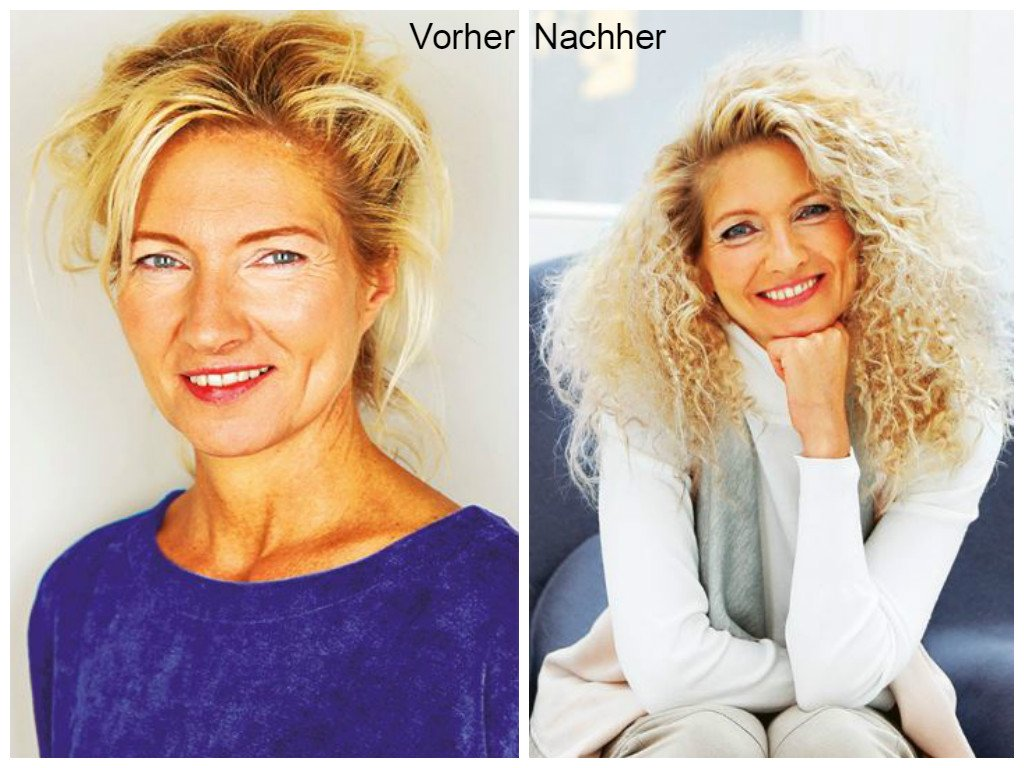 Frisuren Ab 50 Vorher Nachher Frisuren Manner