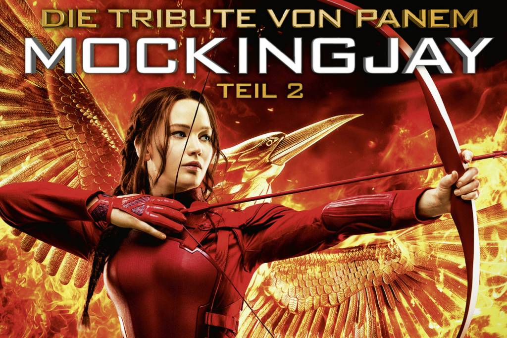 Jennifer Lawrence In Tribute Von Panem Was Will Katniss