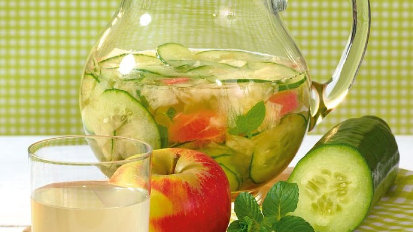 zitronenwasser trinken am besten t228glich