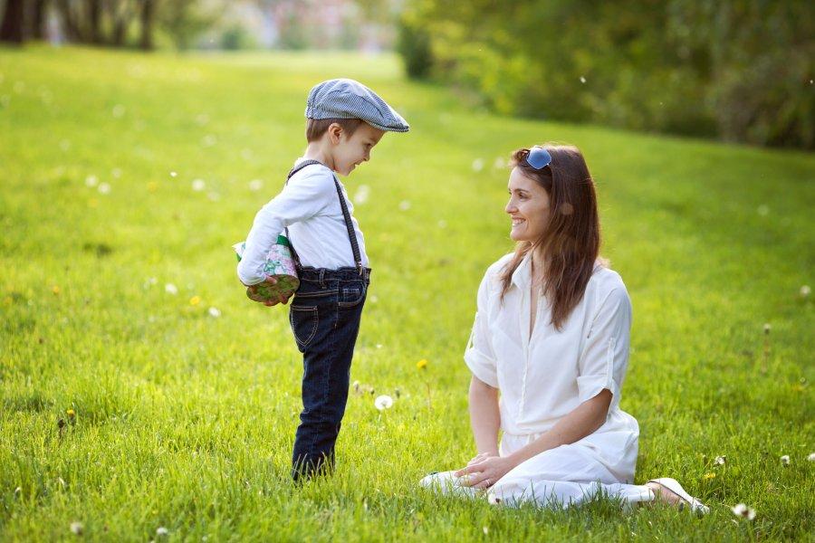 Ausgefallene Geschenkideen zum Muttertag, die von Herzen kommen ...