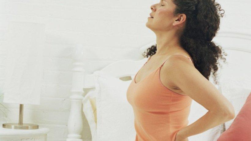 Der Biberstrahl für die Behandlung der Wirbelsäule