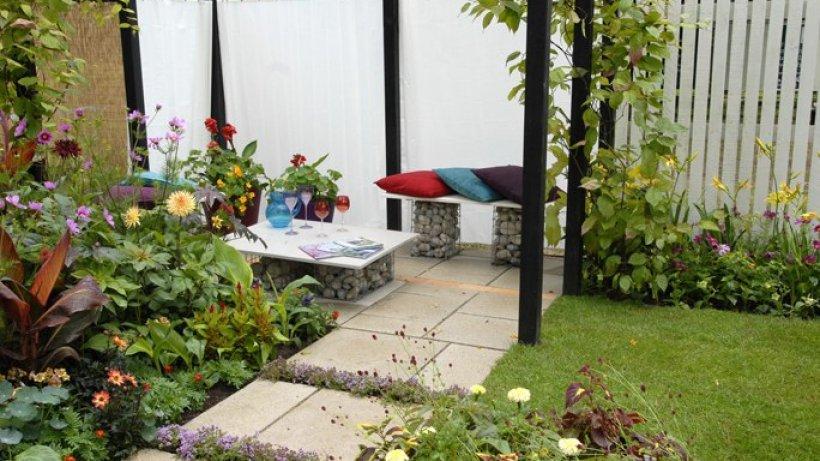inspirierende ideen f r die stilbewusste stadtg rtnerin bild der frau. Black Bedroom Furniture Sets. Home Design Ideas
