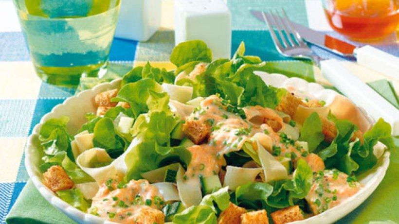 diät salat dressing rezept
